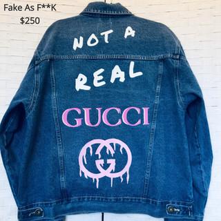 Fake As F**K  $250 NZD