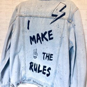 I Make The Rules $150 or Buy the Jacket $230