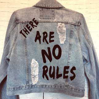No Rules  $150NZD | Buy the Jacket $240