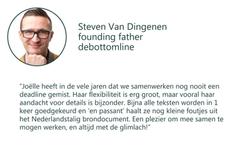 Testimonial Steven nl