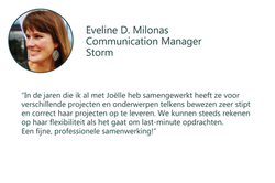 Testimonial Eveline nl