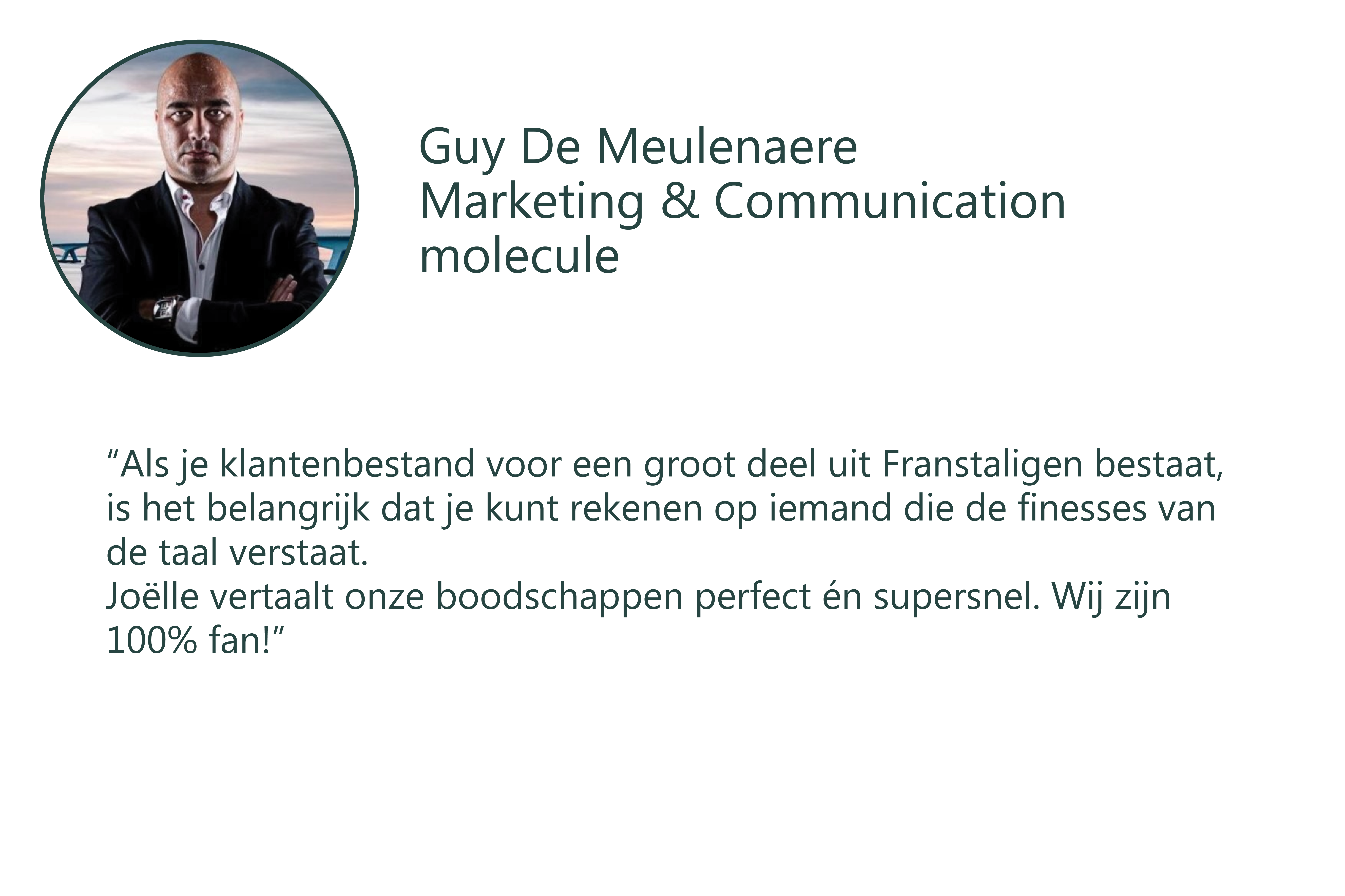 Testimonial Guy nl