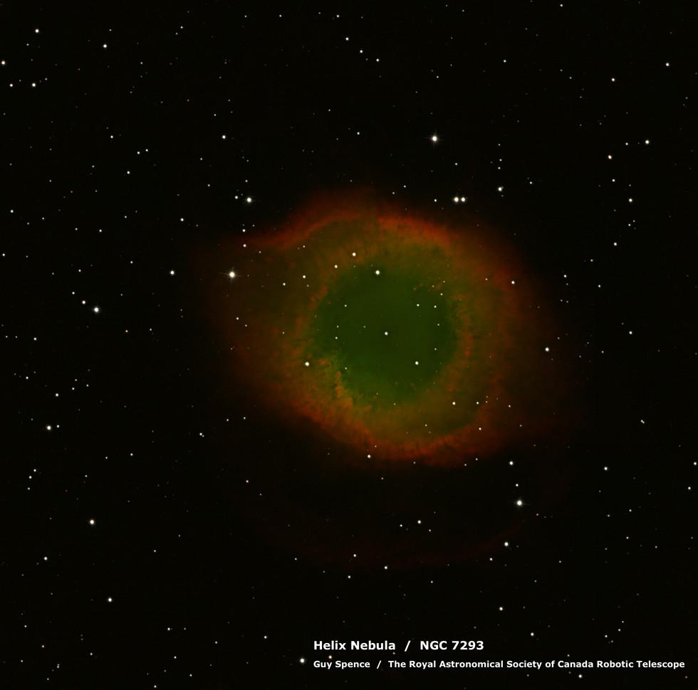 Helix Nebula / NGC 7293