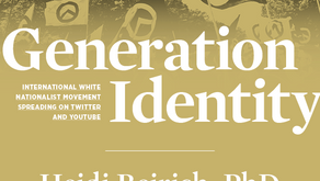 International White Nationalist Movement Spreading on Twitter and YouTube