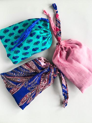 saquinhos bandanas