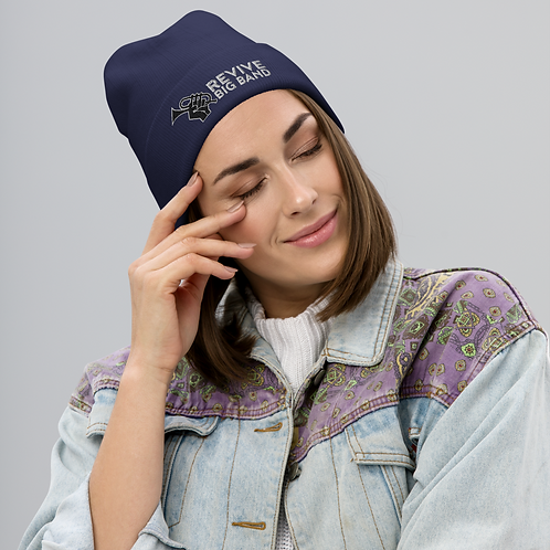 RBB Embroidered Beanie