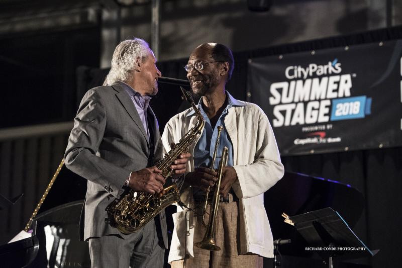 Charles Tolliver and Gary Bartz
