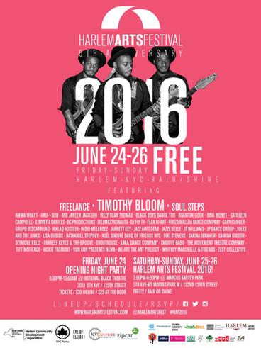 HAF 2016 Official Poster