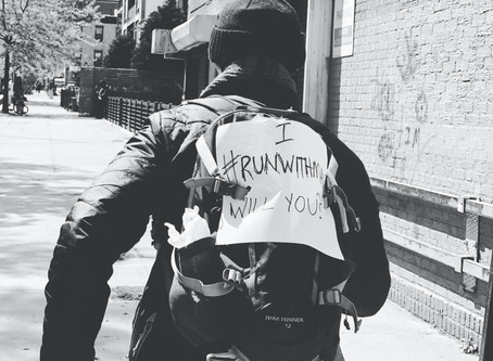 #ICantBreathe and #RunWithMaud: Privilege & Activism in 2020
