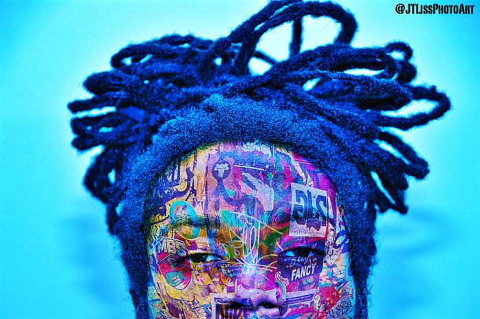 Stray Art Face