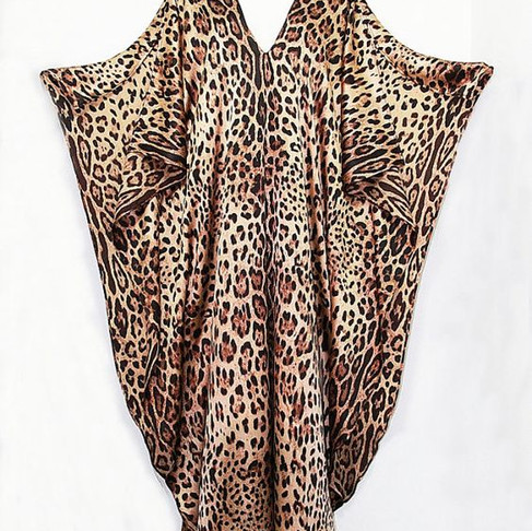 I'm Not Quite Ready To Wear A Leopard-Print Kaftan This Christmas