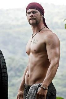 Chris Hemsworth as Kale