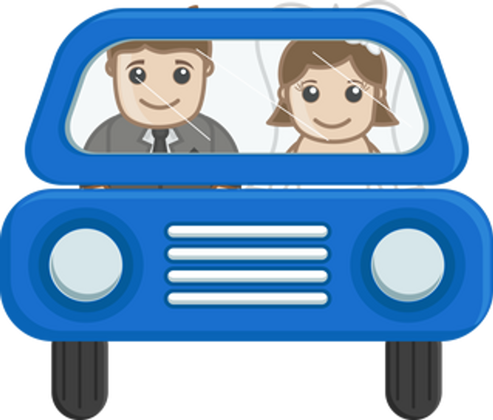 newly-weds-couple-going-in-car-cartoon-vector_MJDPtkdd_L