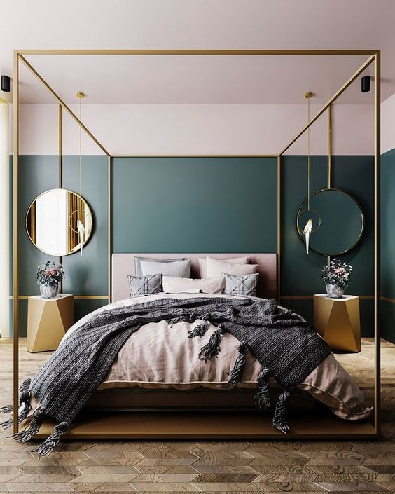 Jewel Tones: Why Playing It Safe With Neutral Interiors Is SO Last Year!