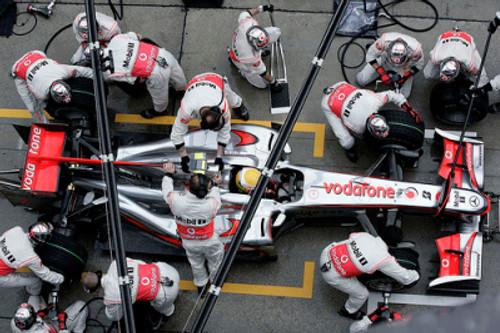 Motorsports / Formula 1: World Championship 2010, GP of Malaysia