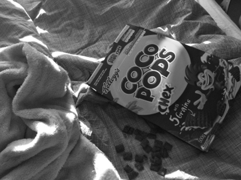 Wet Towels and Coco Pops