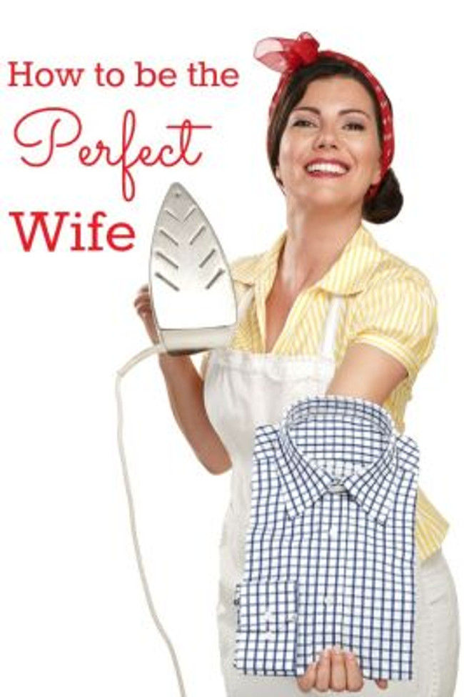 Perfect Wife Or Perfect Bitch?