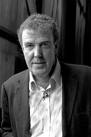 Picture of Jeremy Clarkson, on the set of Top ...