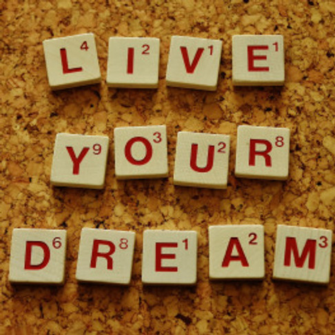 Why Do Some People Make You Feel That Pursuing Your Dreams Is A Cop Out?