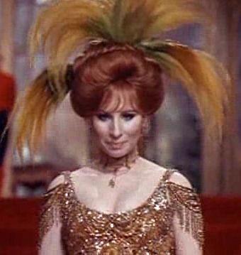 English: Screenshot of Barbra Streisand from t...