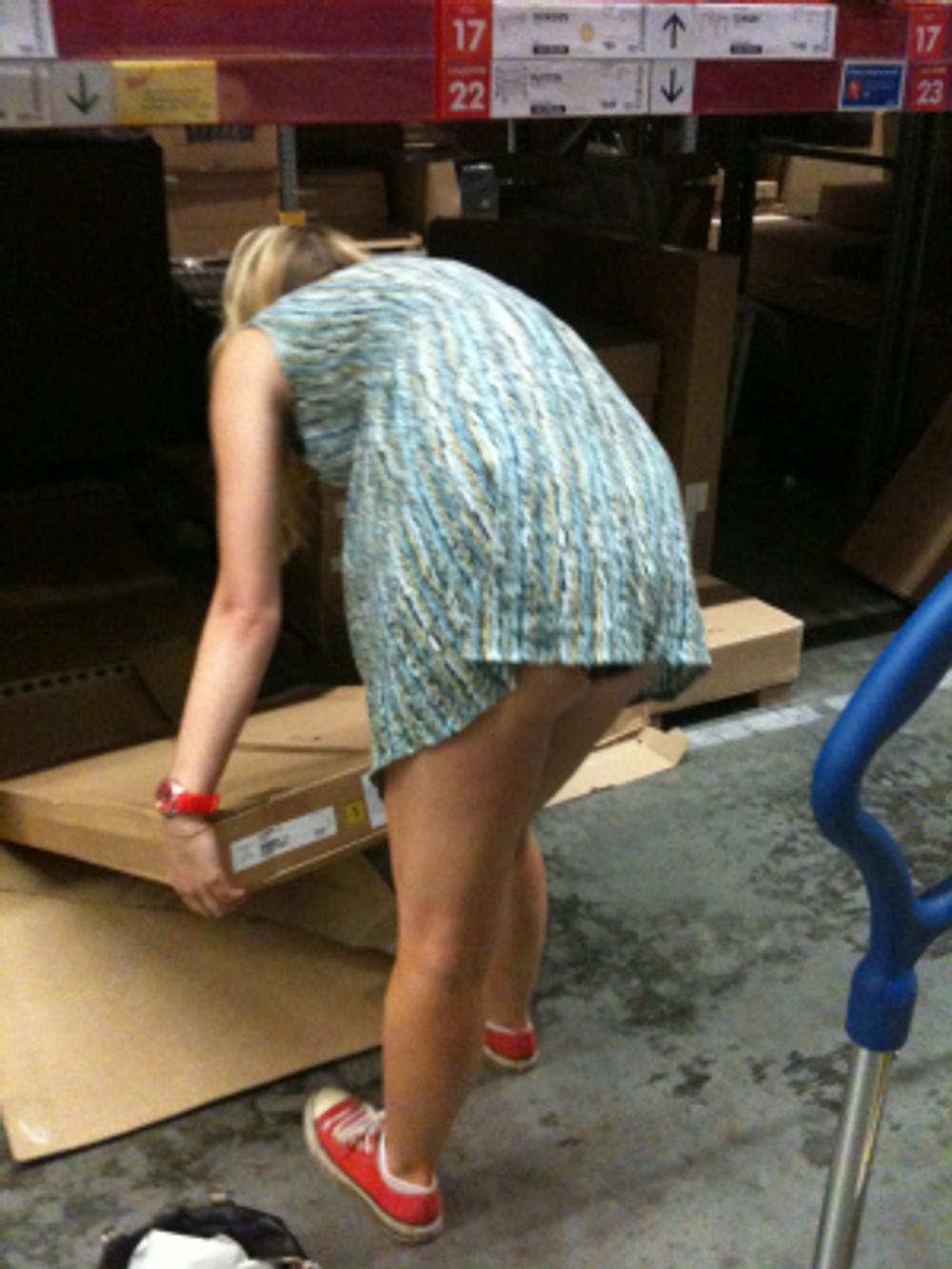 Nerd Child's Bridget Jones Moment at Ikea