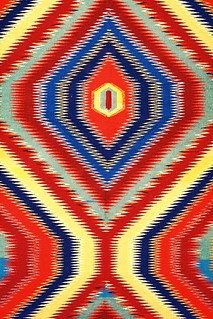Navajo prayer rug, Art institute of Chicago