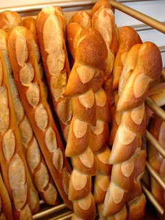 Morning baguettes
