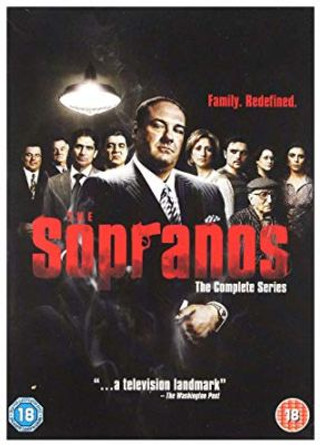 "Cover of ""The Sopranos"" boxset available at www.amazon.com.au"