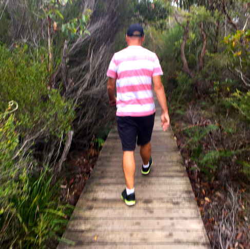 Conquering Fears and Discovering Bush In Australia