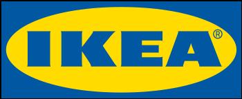 English: Logo of Ikea.