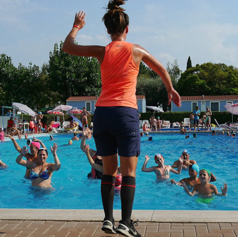 Aqua Aerobics: Welcome To The Middle-Aged Club Of Fitness