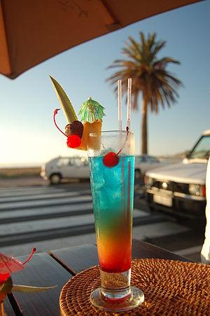 Deutsch: Cocktail