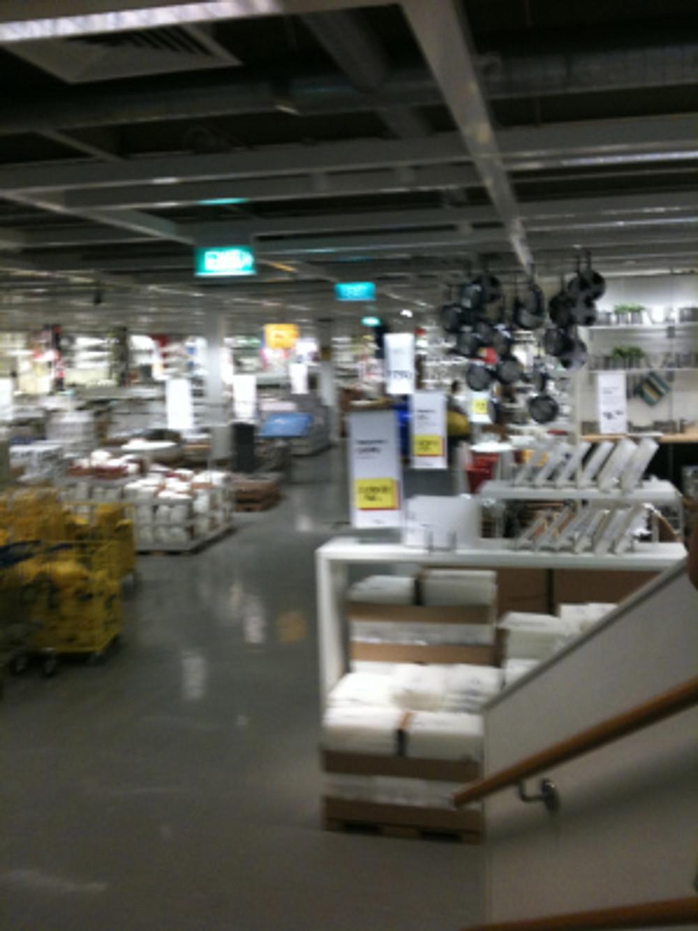 Ikea Market Hall