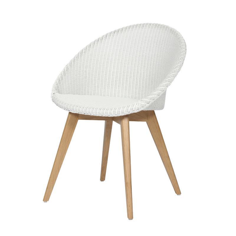 Joe Oak chair from The Wood Room