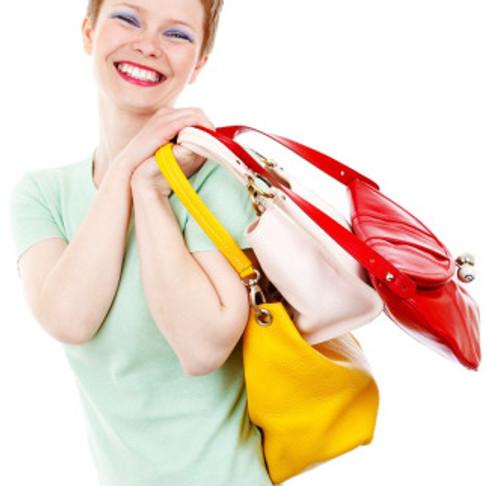 Women + Shopping = Happiness