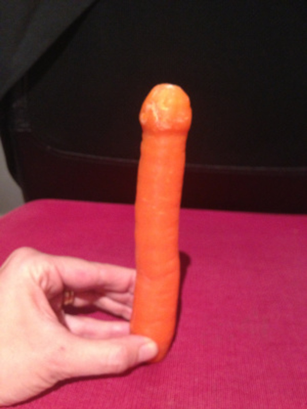 The Tale of the Carrot Penis
