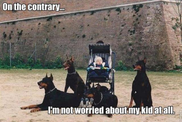 Helicopter versus satellite parenting.