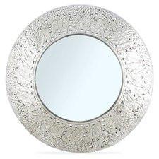 Embossed Raj mirror from Temple & Webster