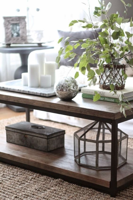 10 Secrets Of Successful Coffee Table Styling