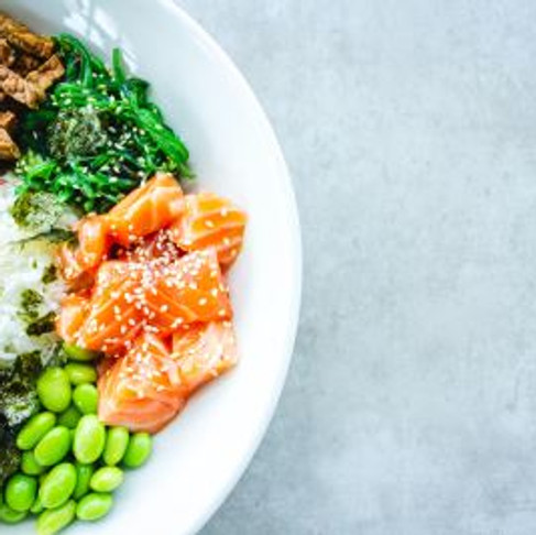 Losing Weight: Who Knew Salmon Was Such A Traitor?
