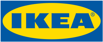 English: Logo of Ikea.
