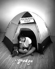 The Menstruation Tent