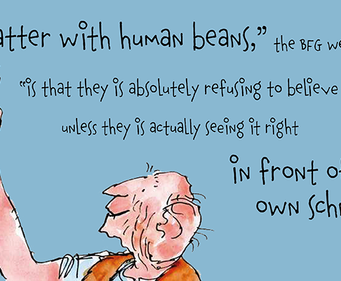 In The End, We're All Just Human Beans