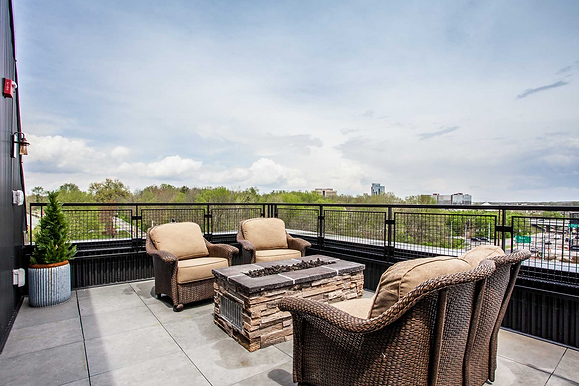 Legacy Terrace at Ironworks Hotel