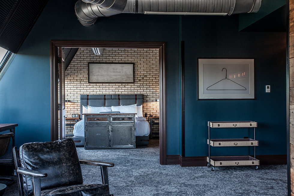 Ironworks Hotel Rooms