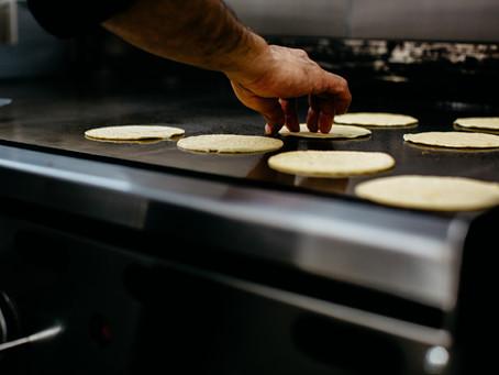 Hand-made Tortillas