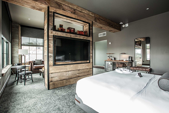 Legacy Suite at Ironworks Hotel