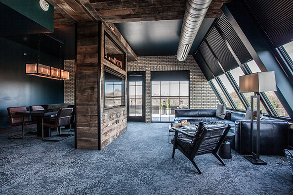 Founder's Suite at Ironworks Hotel