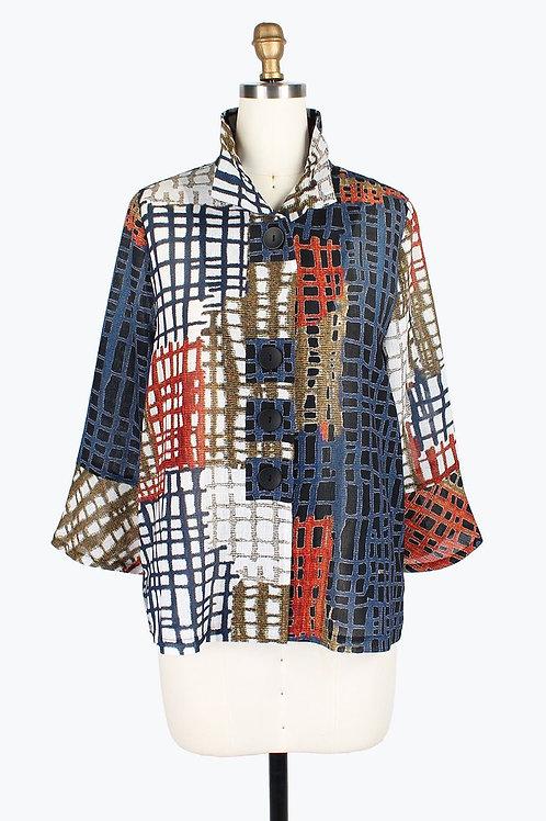Multi button jacket