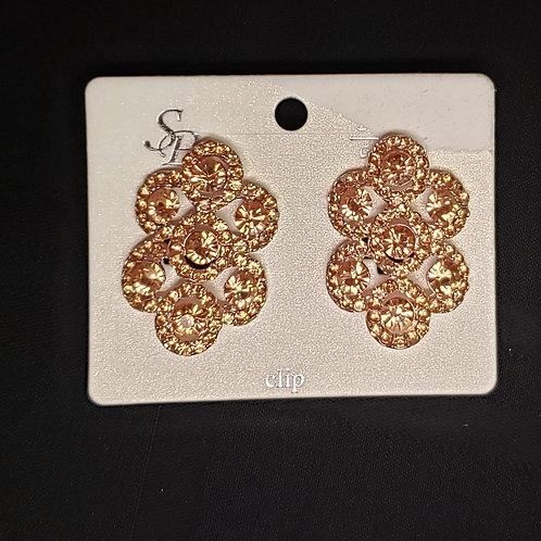 Jewelry/clip earrings